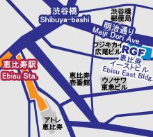 日本オフィス地図