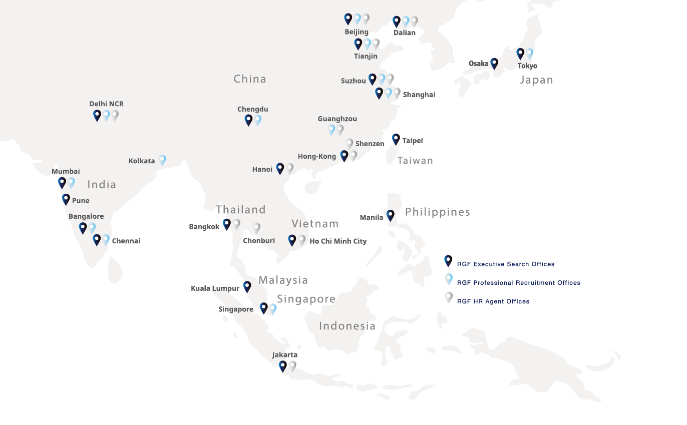 Thailand About Us : RGF Recruitments